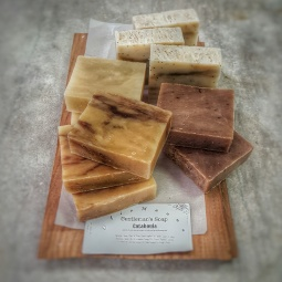 All Natural Soap Slice $7