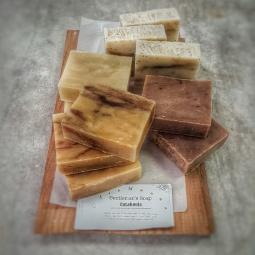 All Natural Soap Slice $7