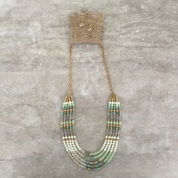 Necklace & Earring Set $20