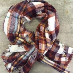 Blanket Scarf $25