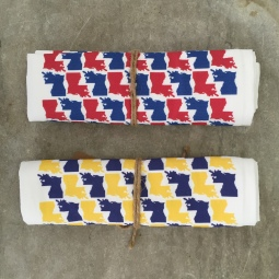 LSU/LATech Towel $18