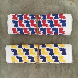 LSU/LATech Towel $18