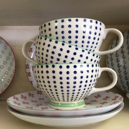 Teacups $8